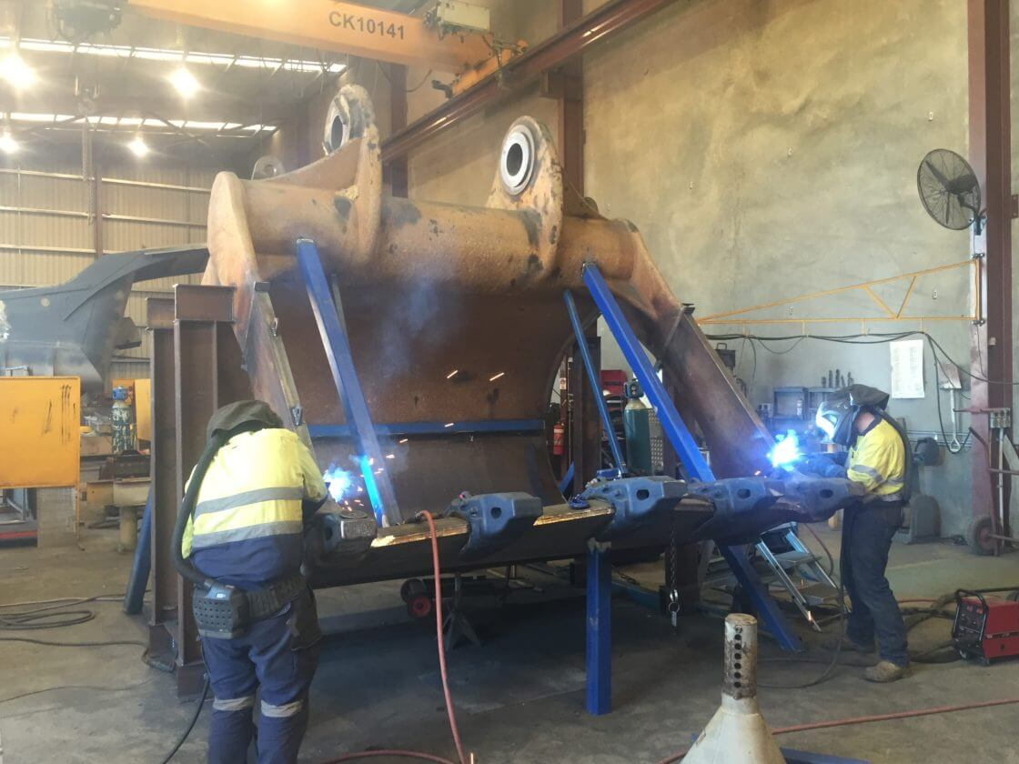 Maintenance of Heavy Earth Moving Equipment