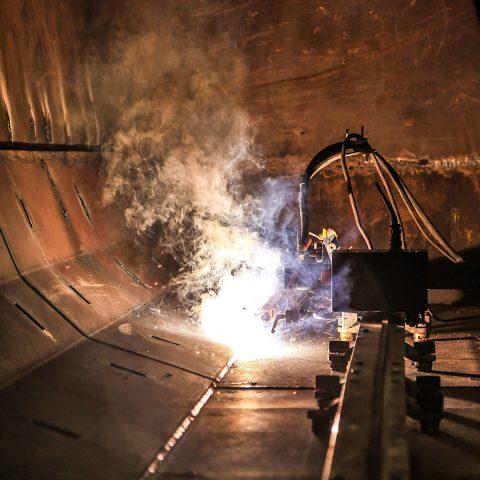 Earthmoving equipment repairs
