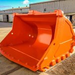 Underground Mining Equipment - Sandvik bogger bucket