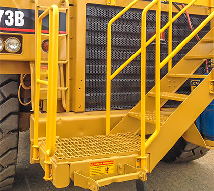 Open Pit Mobile Equipment