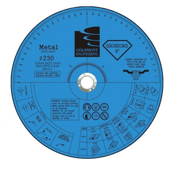grinding discs 230mm