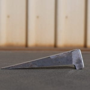 Steel wedge - 300mm x 25mm