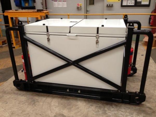 Solar refueling unit photo 2