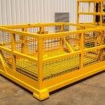 Underground Mining Equipment – work baskets