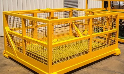 Underground Mining Equipment – work baskets