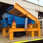 Paste plant agitator for use in underground mining