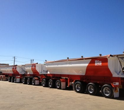 Transport boilermaking services