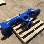 Ansi 600 Pipe Spool Fabrication