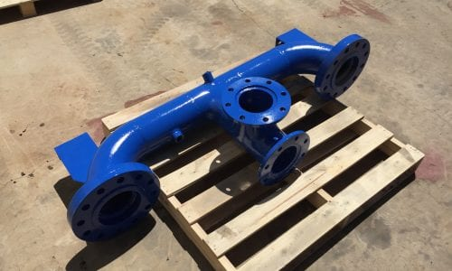 ANSI 600 Pipe Spool