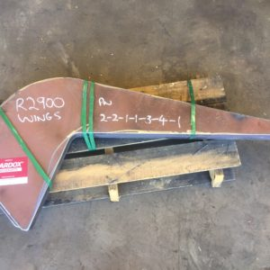 CAT R2900 wing plates