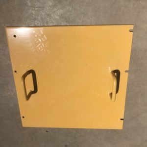 Example of mining equipment spare parts for sale:Cat 793 haul truck battery box lid