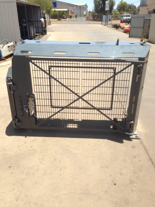 MT65 radiator cowling