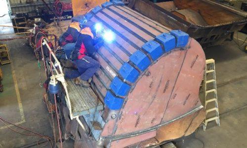 Hardox wearparts - excavator bucket
