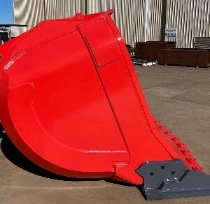 Underside of the Outcast Bucket